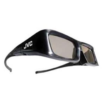 JVC RF 3D GLASSES ACTIVE SHUTTER FOR X35, X55, X75 X95 PROJECTORS - RECHARGEABLE