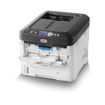 OKI C712dn 35/37ppm A4 Colour LED Laser Printer