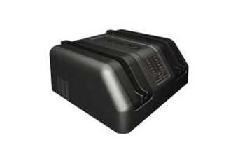 F110- External Dual Bay Main Battery Charger