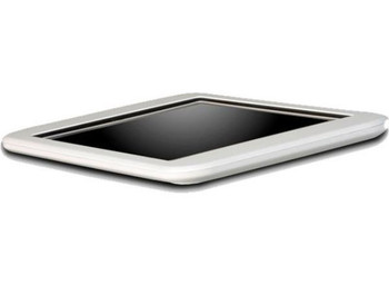 SpacePole iFrame Case White for iPad