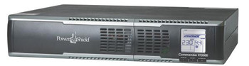 PowerShield Commander RT 2000VA / 1600W Line Interactive, Pure Sine Wave Rack / Tower UPS with AVR. Extendable & hot swap batteries, IEC & AUS Plugs