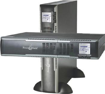 PowerShield Commander RT 3000VA / 2400W Line Interactive, Pure Sine Wave Rack / Tower UPS with AVR. Extendable & hot swap batteries, IEC & AUS Plugs