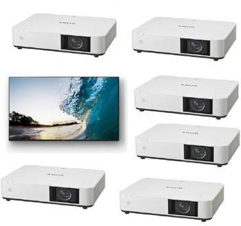 "Sony PHZ10- Venue, Laser, 5000 Lumens/3LCD/ WUXGA, HDMI / VGA / 2 x USB (Type A& B) /RS-232 /VIDEO IN, LAN Control,HDBASET** FREE SONY BRAVIA 75"" TV**"