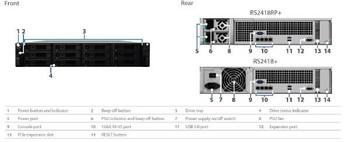 "Synology DiskStation DS218 2-Bay 3 5"""