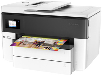 HP OfficeJet Pro 7740 A3 Wide Format All-in-One Printer, Duplex, Network, 1yr