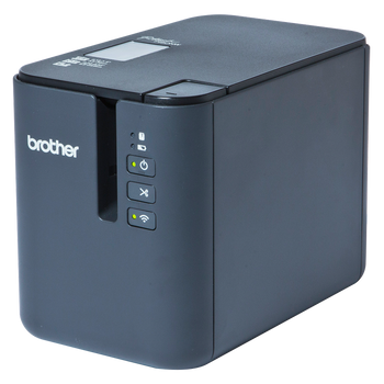 Brother PT-P950NW P-Touch 3.5-36mm Desktop Label Printer