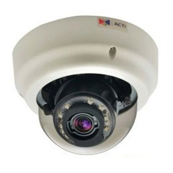 B85 2MP OUTDOOR DOME 3X ZOOM FIXED LENS, BASIC WDR, POE AUDIO, D/N, MICROSD, IP66