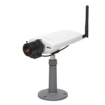 0270-006, 211W IP CAM, FIXED 640X480P, JPEG-MPEG, 30FPS 0.75 LUX, POE, AUDIO, WLESS