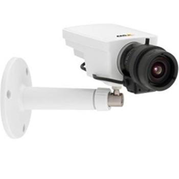 0341-001 M1114 IP CAM, 720P, JPEG-H.264, DC IRIS POE, MIDSPAN NOT INCL.