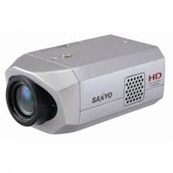 4MP SANYO NETWORK CAMERA DUAL CODEC, 10X OPTICAL ZOOM SD CARD, HDMI OUTPUT