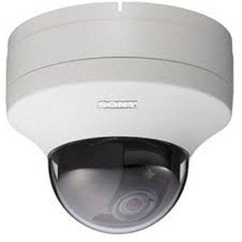 SNC-CDS10 NETWORK DOME CAMERA 640X480P, JPEG-MPEG, 25FPS AUDIO 2 WAY, ANALOGUE OUT
