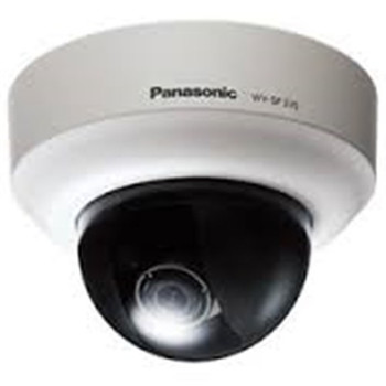 WV-SF335E 1.3MP DOME IP CAMERA 1280X960, H.264, 30IPS, FACE RECOGNITION WDR, 0.2 LUX, POE
