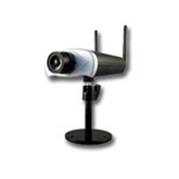 IP / NETWORK CAMERA - D1 RES 720X576, JPEG-MPEG, 25FPS 2 WAY AUDIO - PIXORD 400
