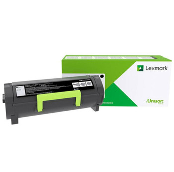 Lexmark 56F6X0E Black Extra High Yield Corporate Toner Cartridge