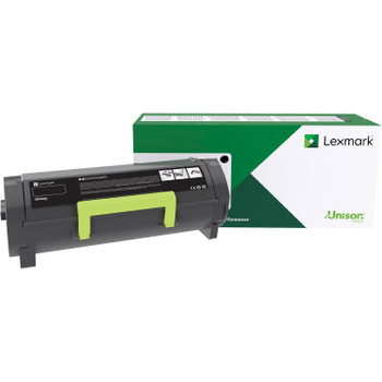 Lexmark 56F6000 Black Toner Cartridge 6K for MS421, MS521, MS622, MX421, MX522, MX622