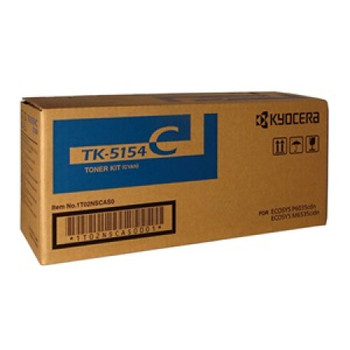 Kyocera Toner Kit - Cyan For Ecosys P6035/m6535