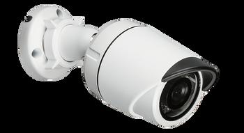 Vigilance HD Day & Night Outdoor Mini Bullet PoE Network Camera