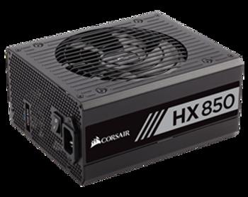 Corsair HX850 850W 80 Plus Platinum High Performance Power Supply