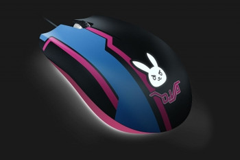D.Va Razer Abyssus Elite - Ambidextrous Gaming Mouse - FRML Packaging