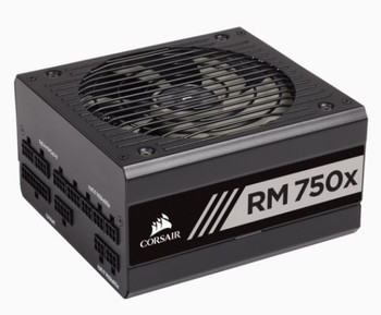 CORSAIR RMx Series RM750x 80 PLUS Gold Fully Modular ATX Power Supply