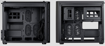 CORSAIR Crystal Series 280X, Black