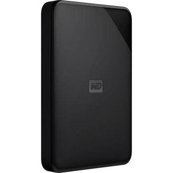 WD Elements SE 2TB Portable Storage (Black)