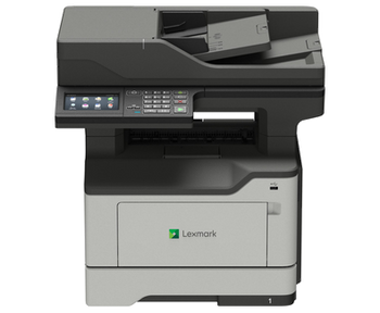 Lexmark MX522adhe 44 ppm Network Duplex A4 Mono Laser Multifunction Printer