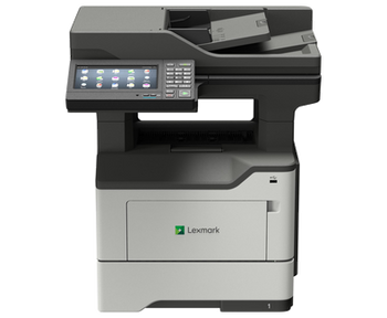 Lexmark MX622adhe 47 ppm Network Duplex A4 Mono Laser Multifunction Printer