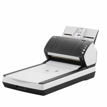 FUJITSU FI-7240 DOCUMENT SCANNER (A4, DUPLEX) 40PPM,FB+80SHT ADF,600 DPI