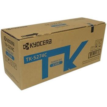 Kyocera Toner Kit 1T02TVCAS0 - Cyan