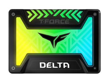 """TEAM T-Force Delta RGB SSD 250g Black 2.5"""" (560MB/S Read 500MB/S Write)"""