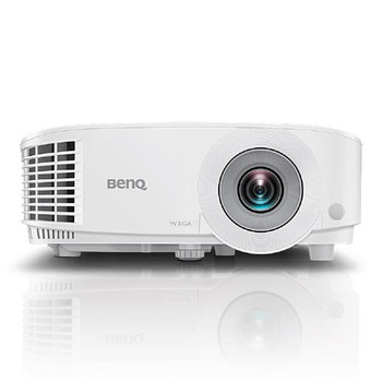 BenQ MW550 DLP Projector/ WXGA/ 3600ANSI/ 20000:1/ HDMI/ 2W x1/ 3D Ready
