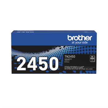 Brother TN-2450 Toner Cartridge Black High Yield