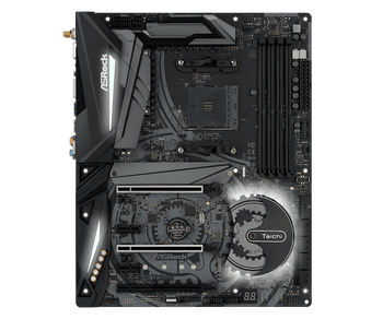 X470 Taichi, AMD X470 chipset