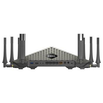 AC5300 MU-MIMO Ultra Wi-Fi Router - gunmetal grey