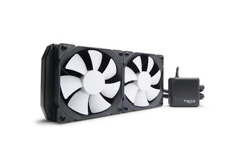 Fractal Design Celsius S24 Water Cooling Unit, Black