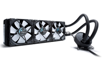 Fractal Design Celsius S36 Water Cooling Unit, Black