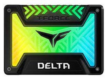 Team Delta RGB SSD 1TB Black