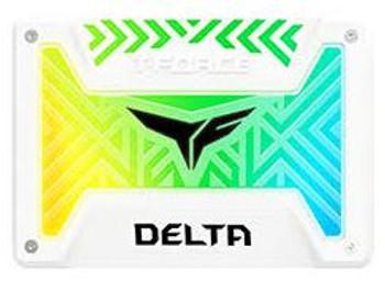 Team Delta RGB SSD 1TB White