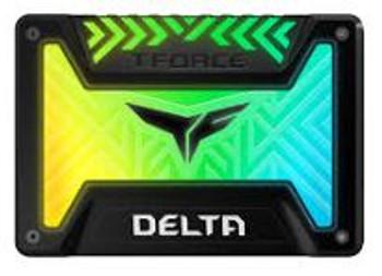 Team Delta RGB SSD 500GB Black