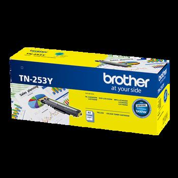 BROTHER TN-253Y YELLOW TONER 1.3K