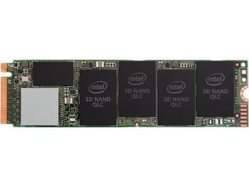 Intel 660p Series Ssd, M.2 80mm Pcie, 2tb, 1800r/1800w Mb/s, Retail Box, 5yr Wty