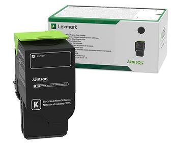 Lexmark C236 Black High Yield Return Program Toner Cartridge 3K for C2425, MC2425
