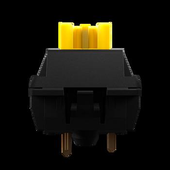 Razer BlackWidow Elite - Mechanical Gaming Keyboard - US Layout FRML (Yellow Switch)