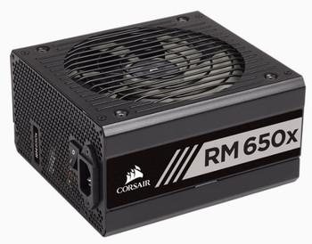 CORSAIR RMx Series RM650x 80 PLUS Gold Fully Modular ATX Power Supply
