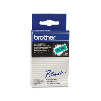 Brother TC701 Labelling Tape