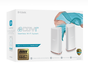 AC2200 Seamless Wi-Fi System