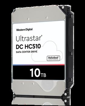 ENTERPRISE,WD ULTRASTAR,10TB,SATA,256cache,3.5form factor,5yr warranty