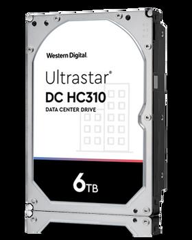 WD ULTRASTAR, ENTERPRISE,SATA, 4TB, 3.5 form factor, 128 cache, 5 yrs warranty