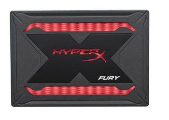 """Kingston HyperX Fury RGB 480GB 2.5"""" SSD"""